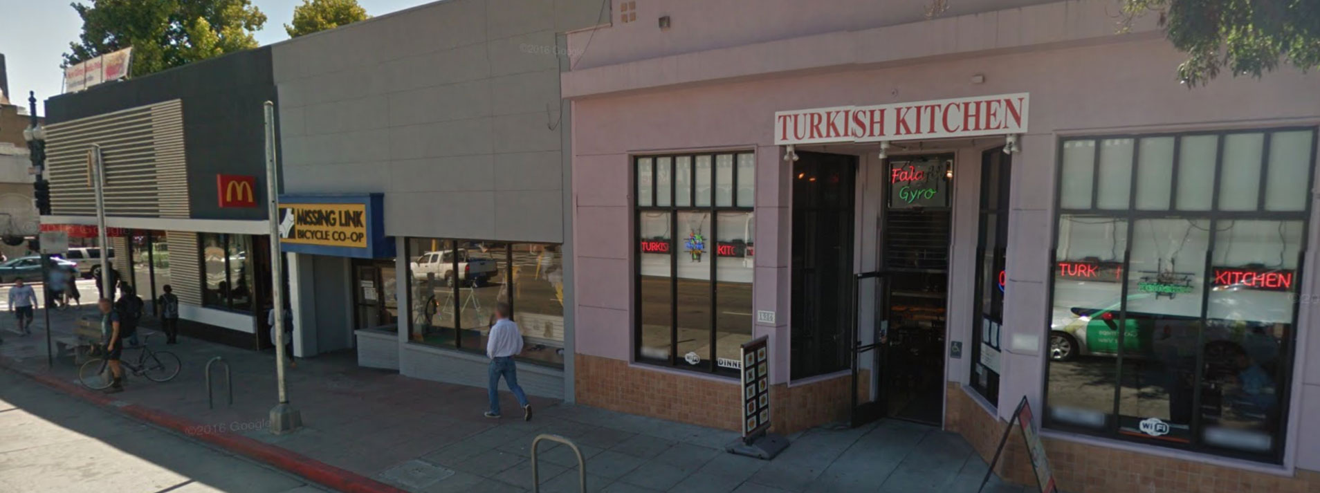 Turkish Kitchen Berkeley Menu